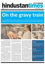 Hindustan Times - Jaffer Bhai's Delhi Darbar
