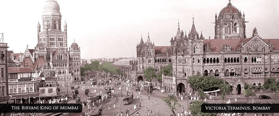 The Biryani King of Mumbai - Jaffer Bhai's Delhi Darbar, Victoria Terminus, Bombay